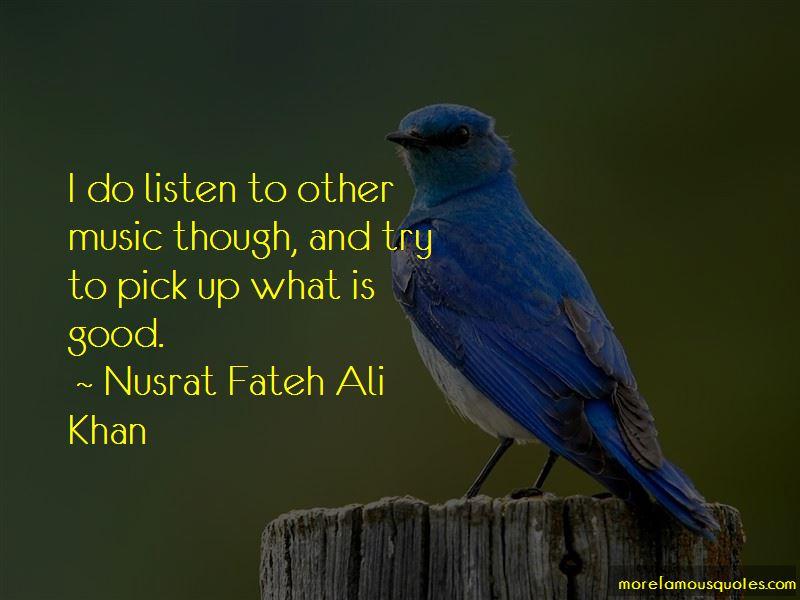 Nusrat Fateh Ali Khan Quotes Pictures 4