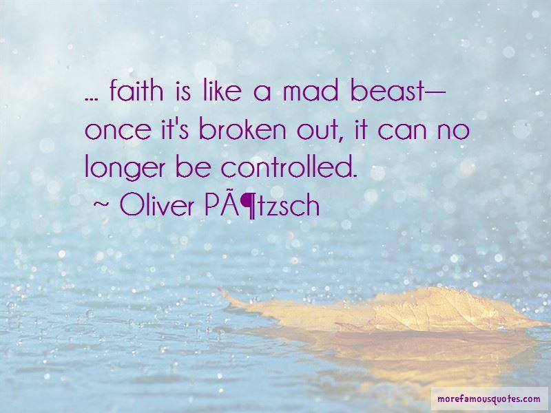 Oliver Potzsch Quotes Pictures 2