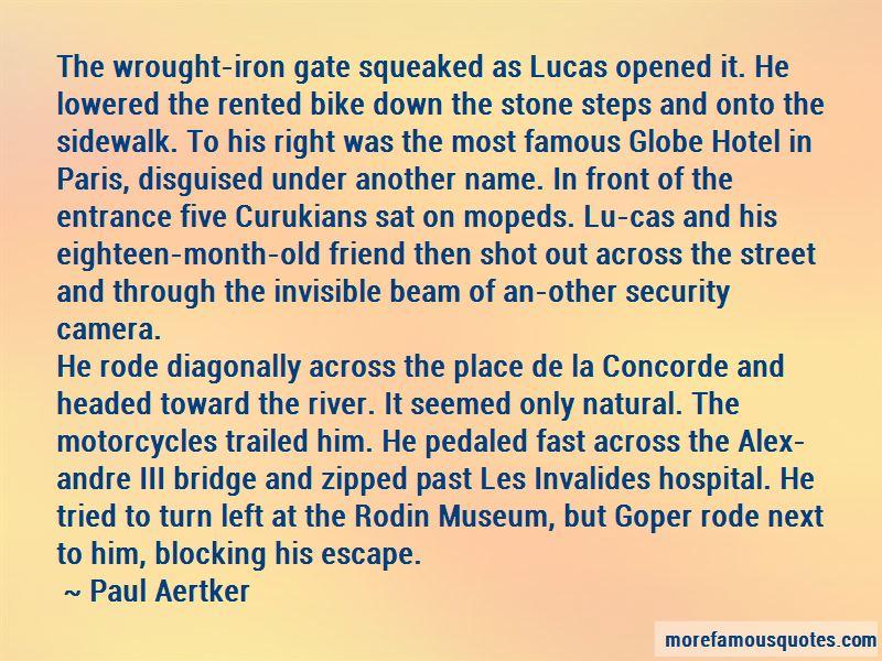 Paul Aertker Quotes Pictures 4