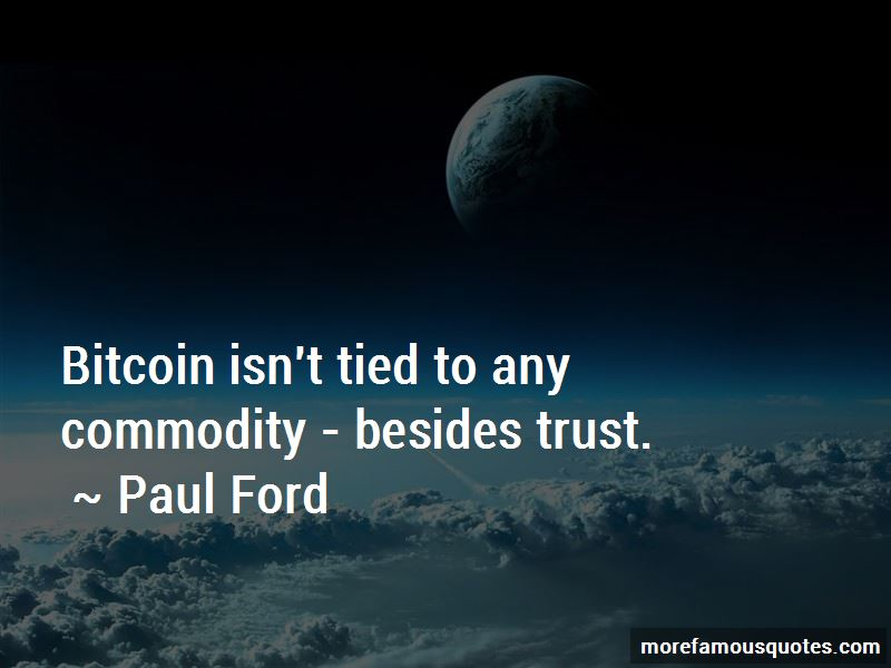 Paul Ford Quotes