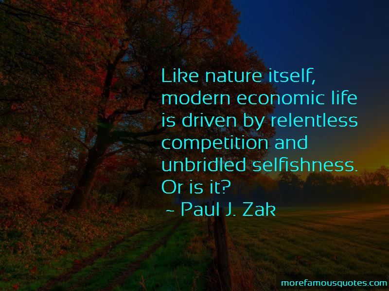Paul J. Zak Quotes Pictures 3