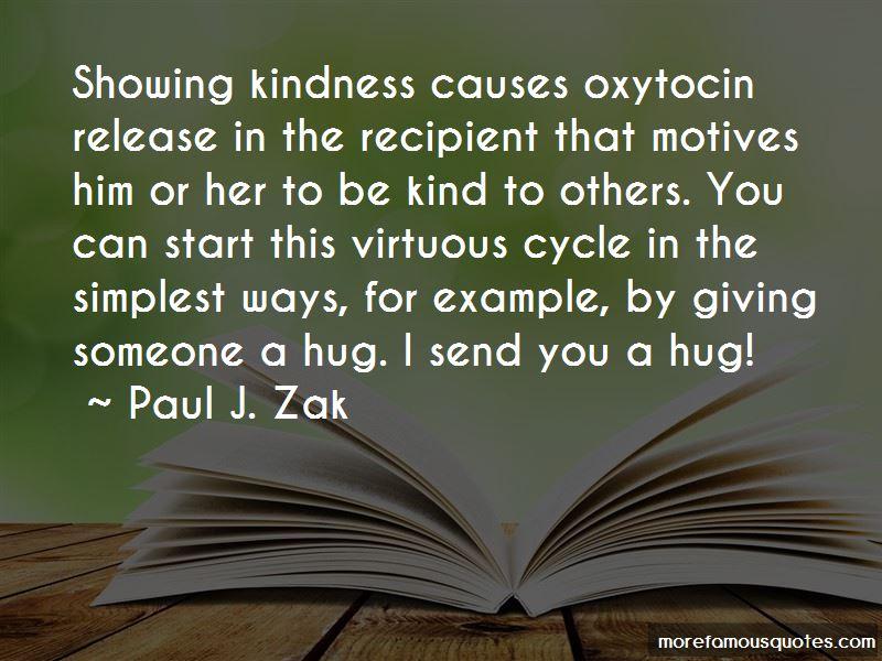 Paul J. Zak Quotes Pictures 4