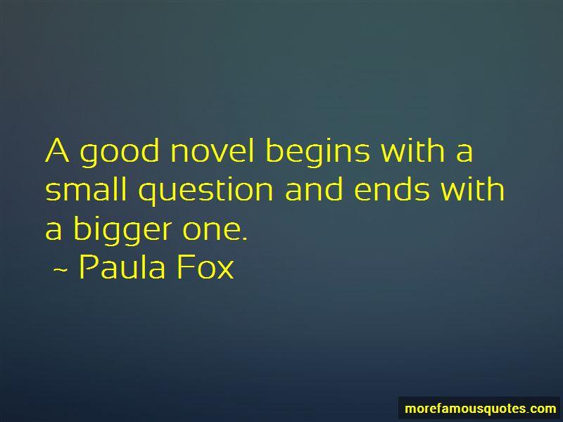 Paula Fox Quotes Pictures 4