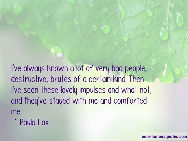 Paula Fox Quotes