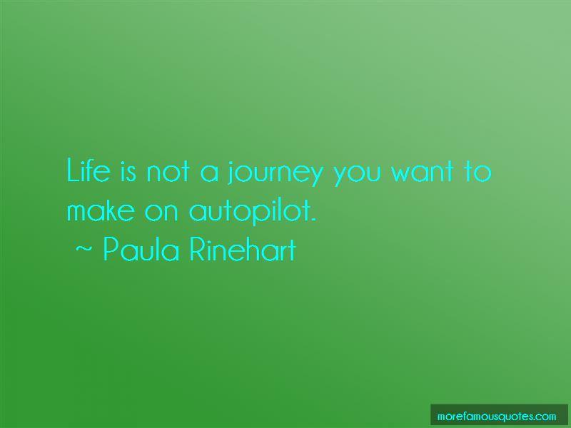 Paula Rinehart Quotes Pictures 2
