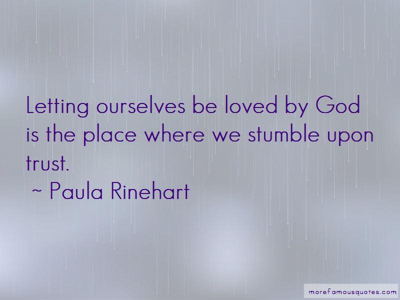 Paula Rinehart Quotes Pictures 3