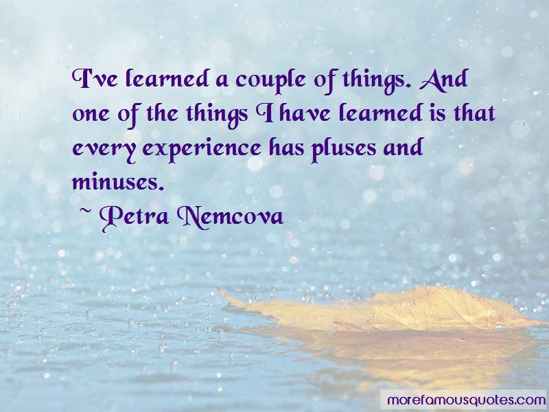 Petra Nemcova Quotes Pictures 4