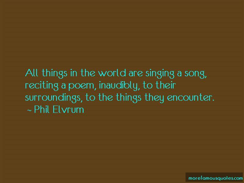 Phil Elvrum Quotes Pictures 2