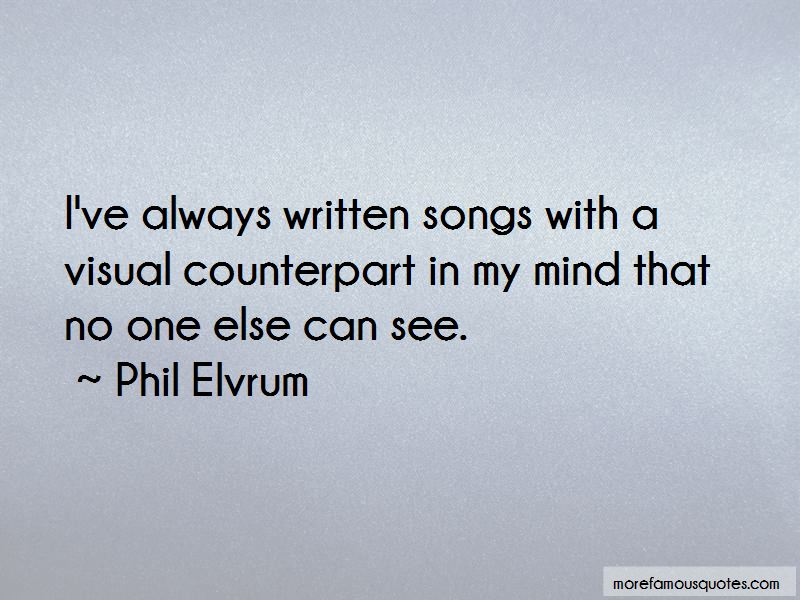 Phil Elvrum Quotes Pictures 4