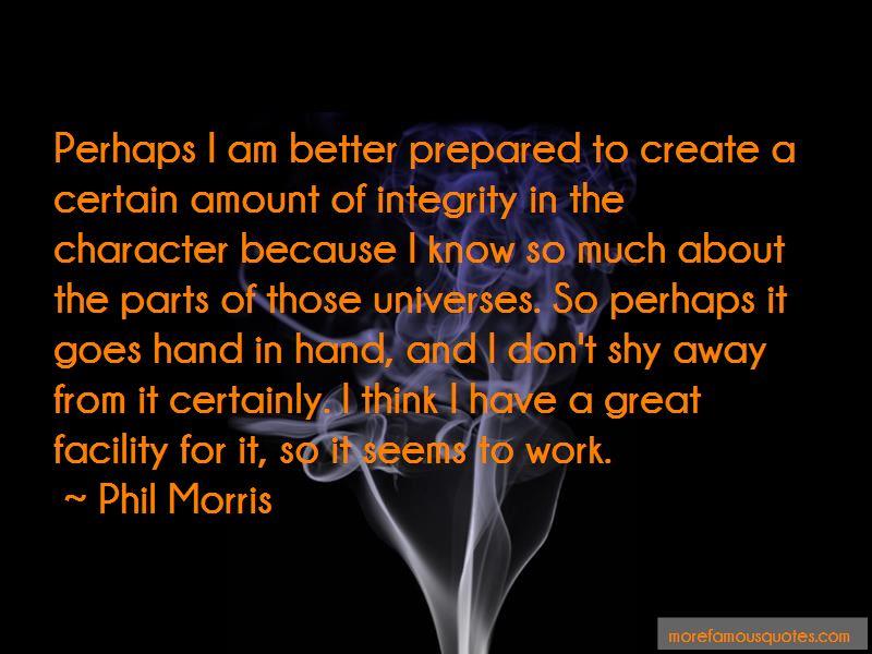 Phil Morris Quotes Pictures 2
