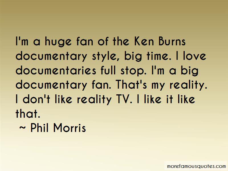 Phil Morris Quotes Pictures 4