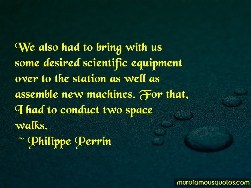 Philippe Perrin Quotes Pictures 3