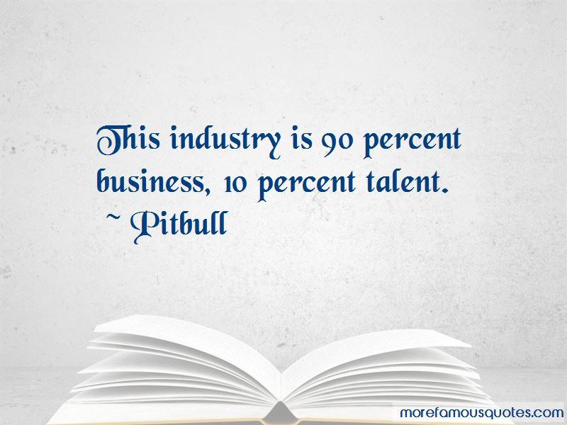 Pitbull Quotes Pictures 4