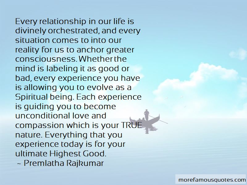 Premlatha Rajkumar Quotes