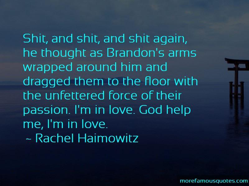 Rachel Haimowitz Quotes Pictures 4