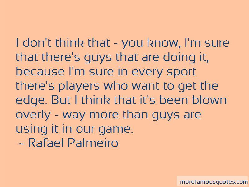 Rafael Palmeiro Quotes Pictures 3