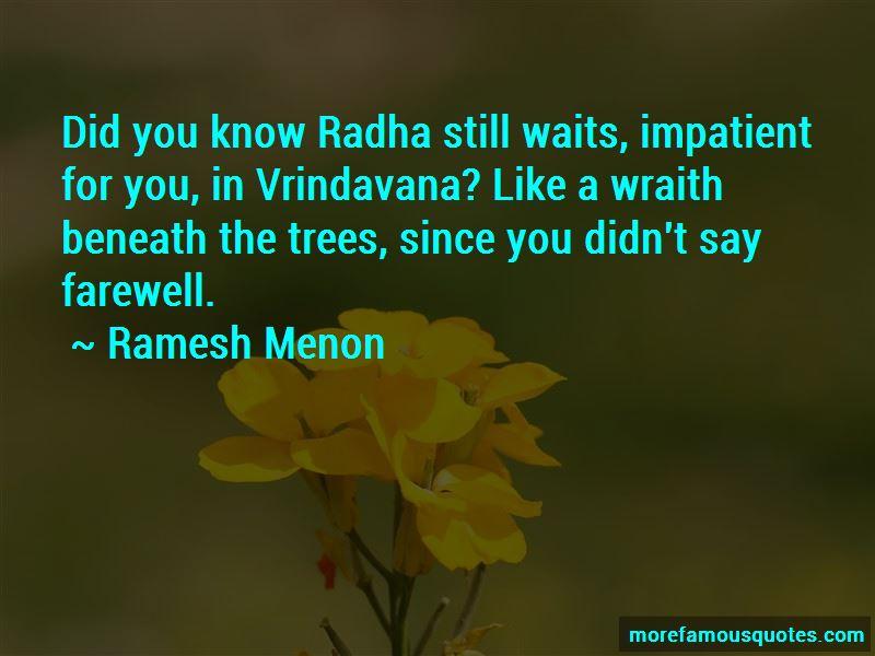 Ramesh Menon Quotes Pictures 3