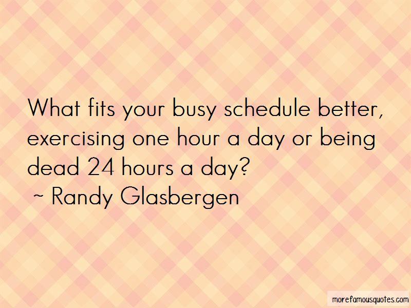 Randy Glasbergen Quotes