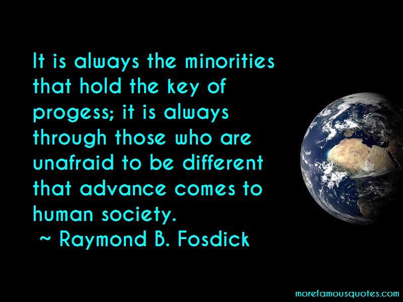 Raymond B. Fosdick Quotes Pictures 2