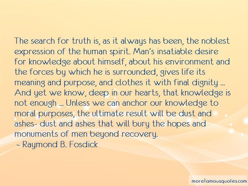 Raymond B. Fosdick Quotes Pictures 3