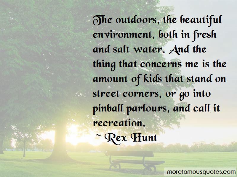 Rex Hunt Quotes Pictures 3