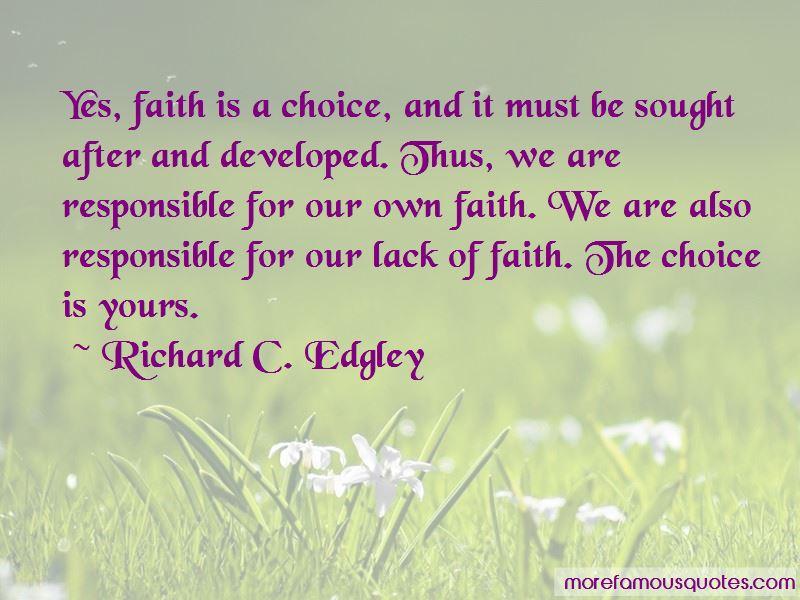 Richard C. Edgley Quotes Pictures 2