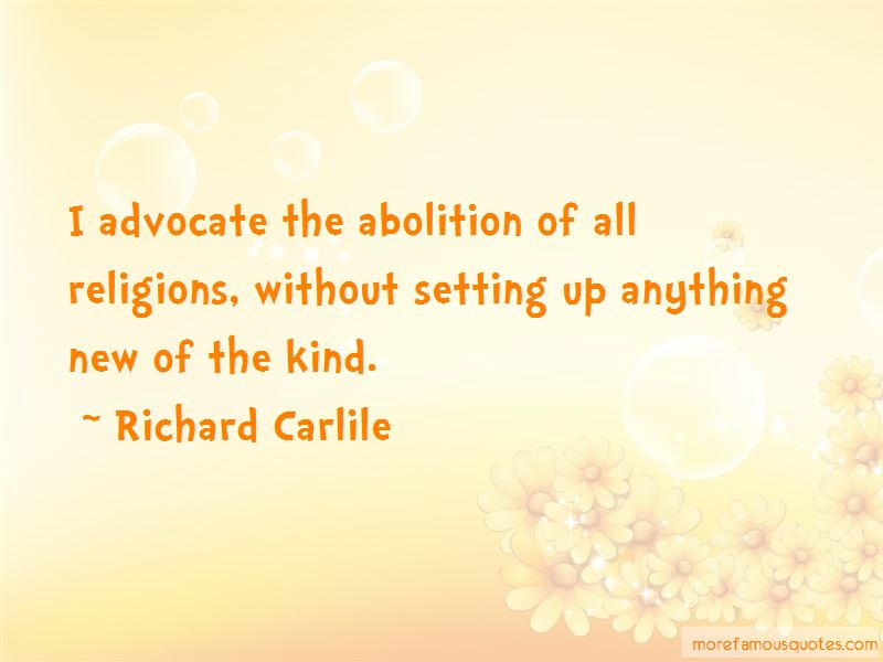 Richard Carlile Quotes Pictures 2