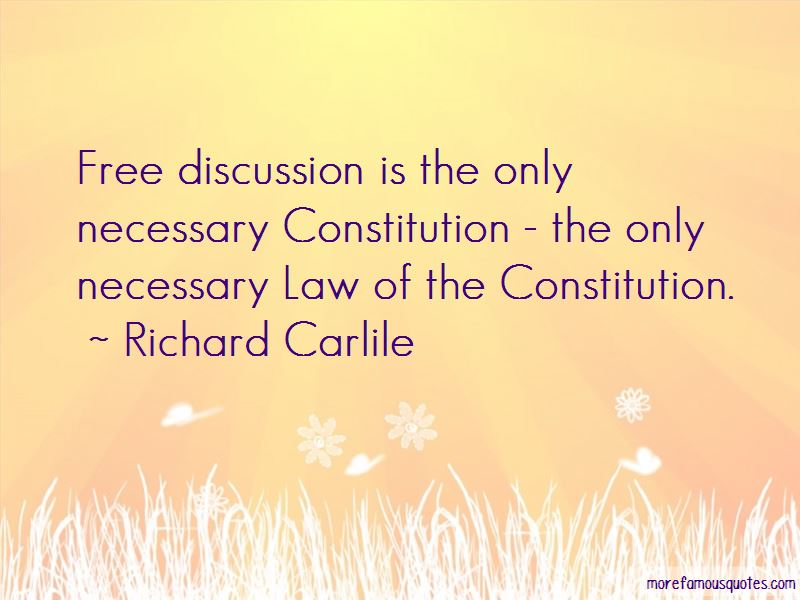 Richard Carlile Quotes Pictures 3