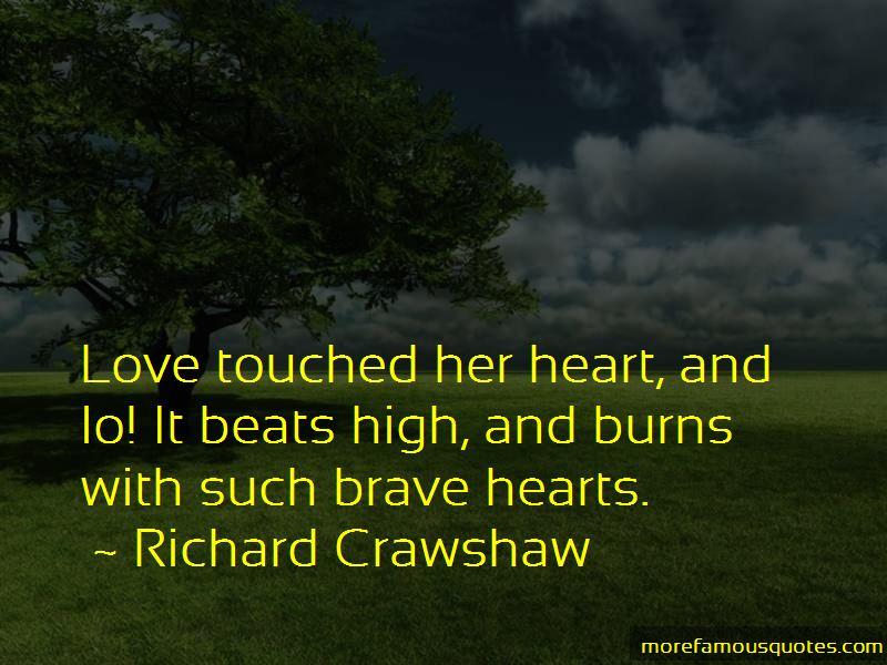 Richard Crawshaw Quotes