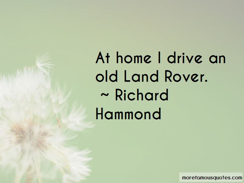 Richard Hammond Quotes Pictures 2