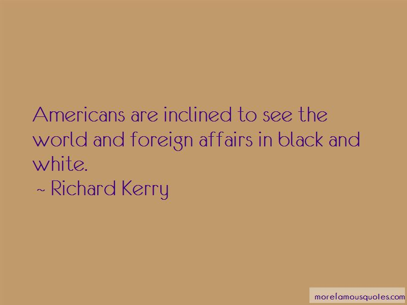 Richard Kerry Quotes Pictures 2