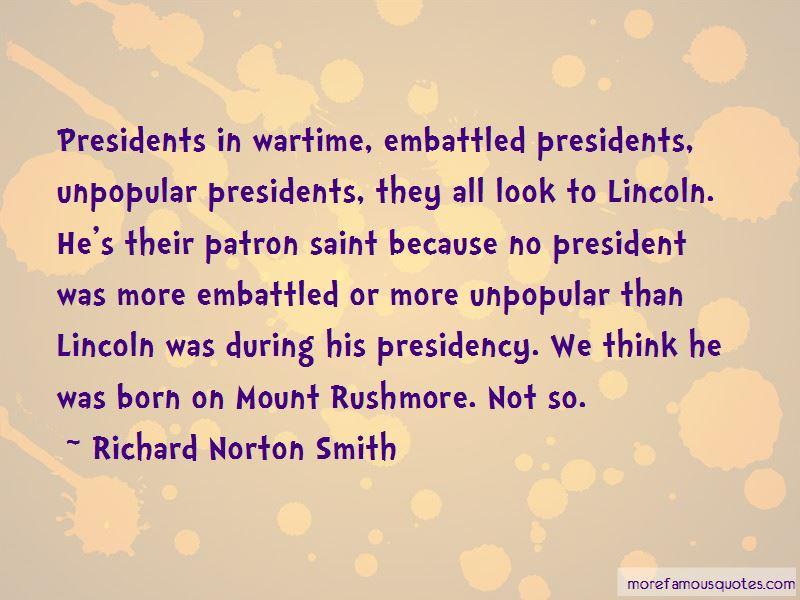 Richard Norton Smith Quotes Pictures 2