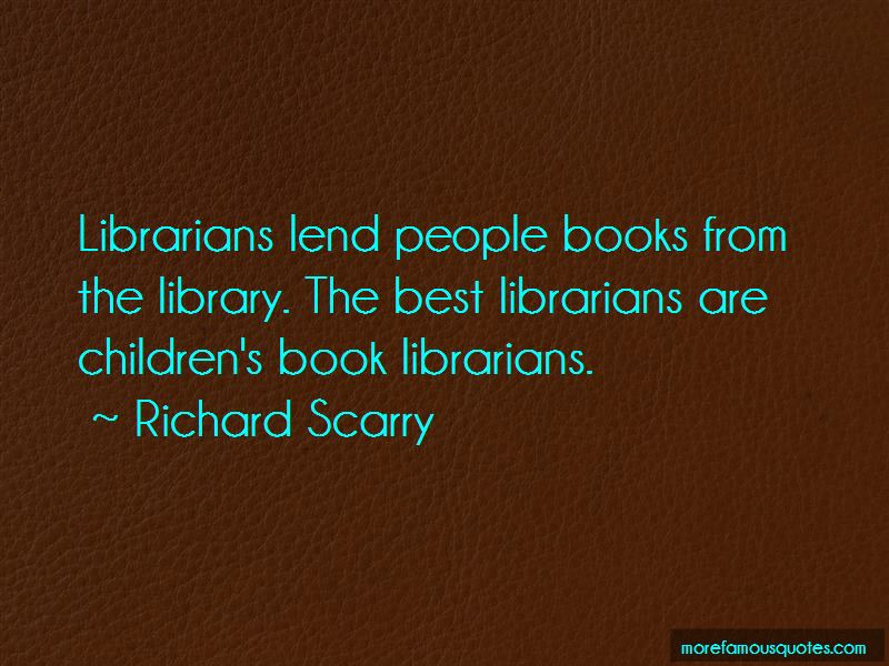 Richard Scarry Quotes
