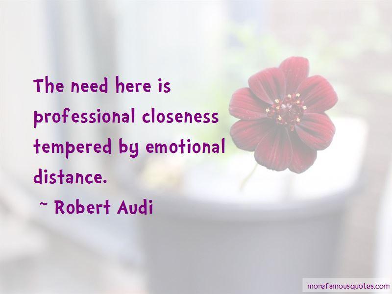 Robert Audi Quotes Pictures 2