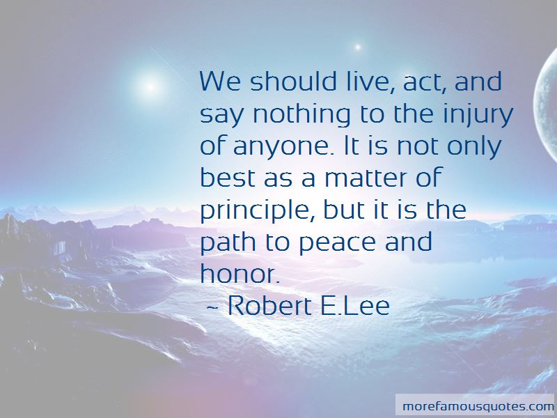 Robert E.Lee Quotes Pictures 3