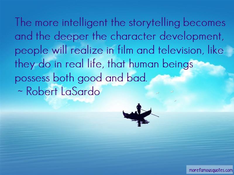 Robert LaSardo Quotes