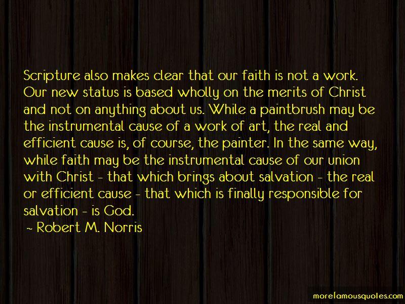 Robert M. Norris Quotes