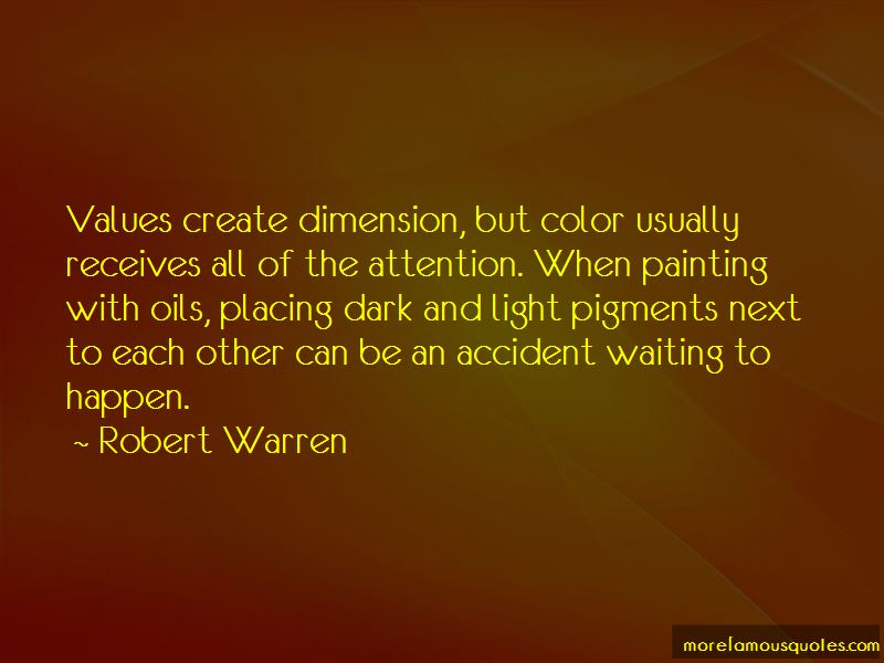 Robert Warren Quotes Pictures 2