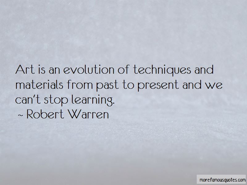 Robert Warren Quotes Pictures 3