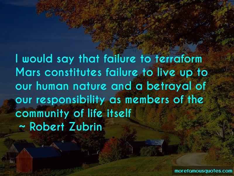 Robert Zubrin Quotes Pictures 2