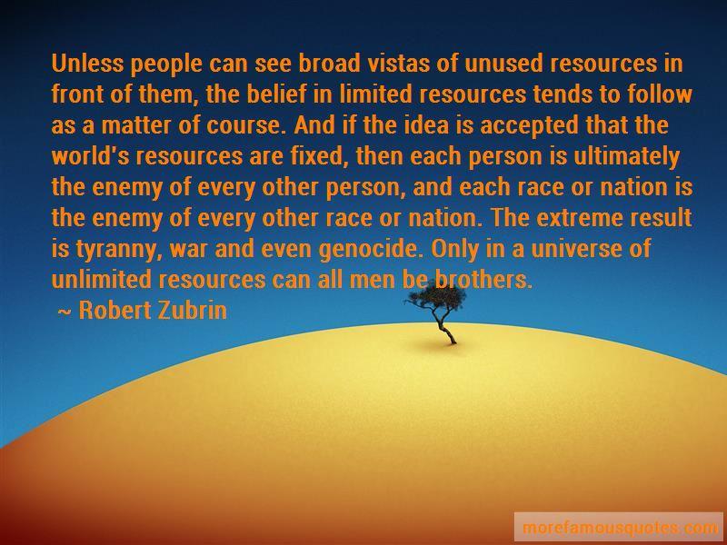 Robert Zubrin Quotes Pictures 4