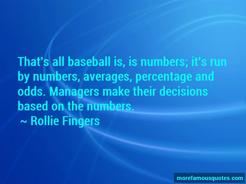 Rollie Fingers Quotes Pictures 4