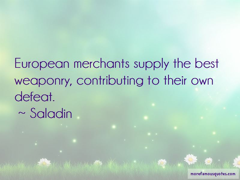 Saladin Quotes Pictures 4