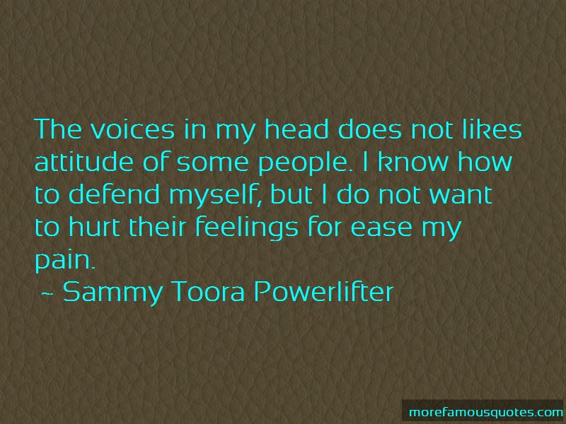 Sammy Toora Powerlifter Quotes Pictures 2
