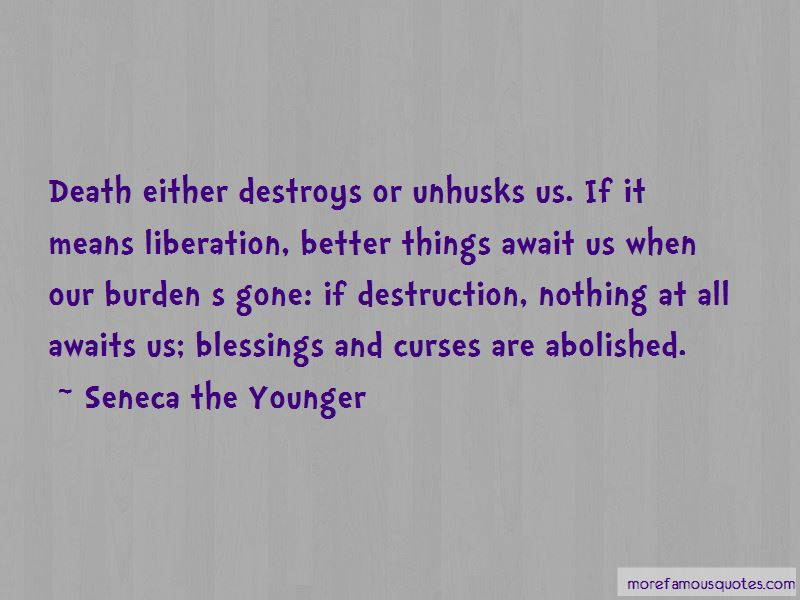Seneca The Younger Quotes
