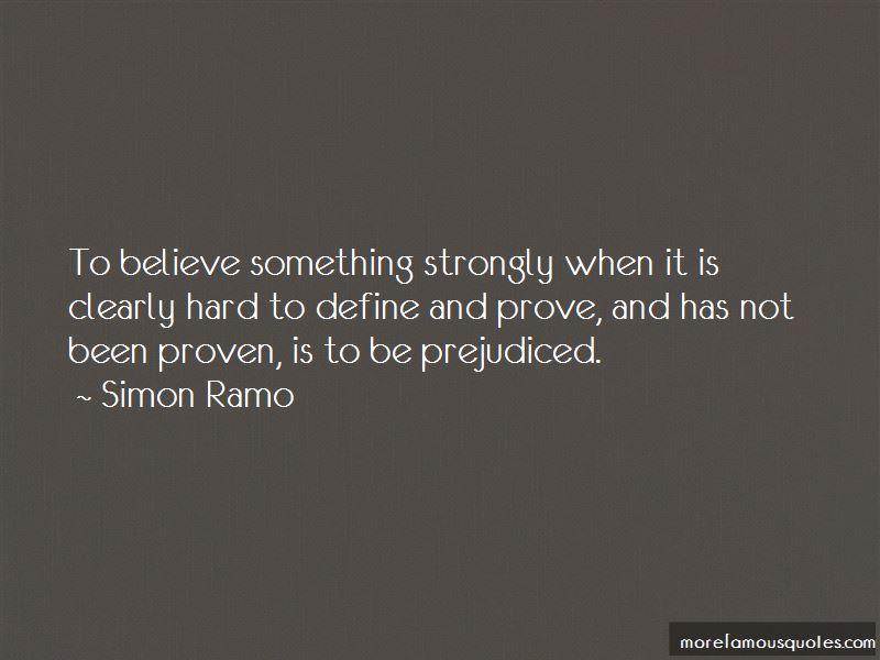 Simon Ramo Quotes