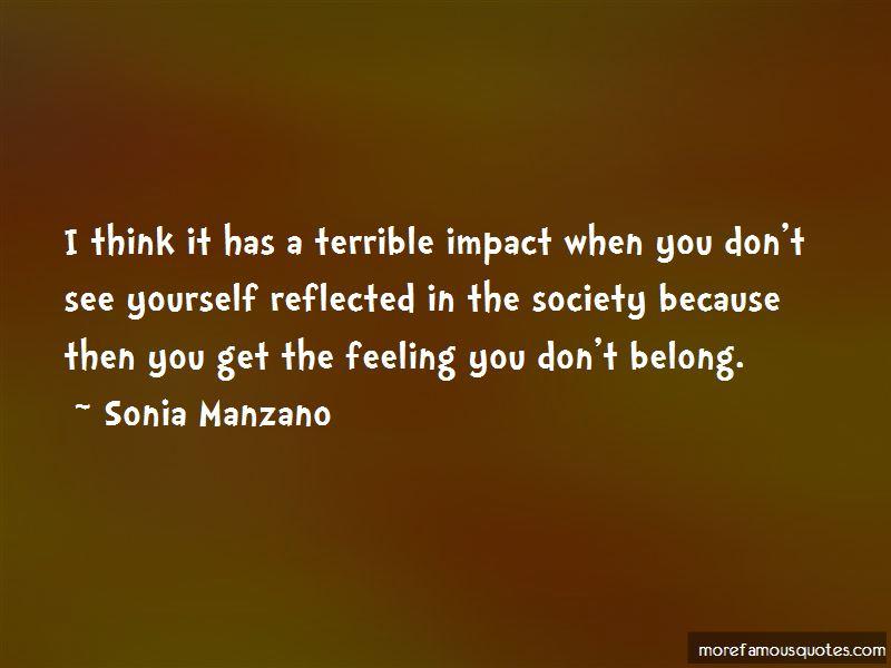 Sonia Manzano Quotes