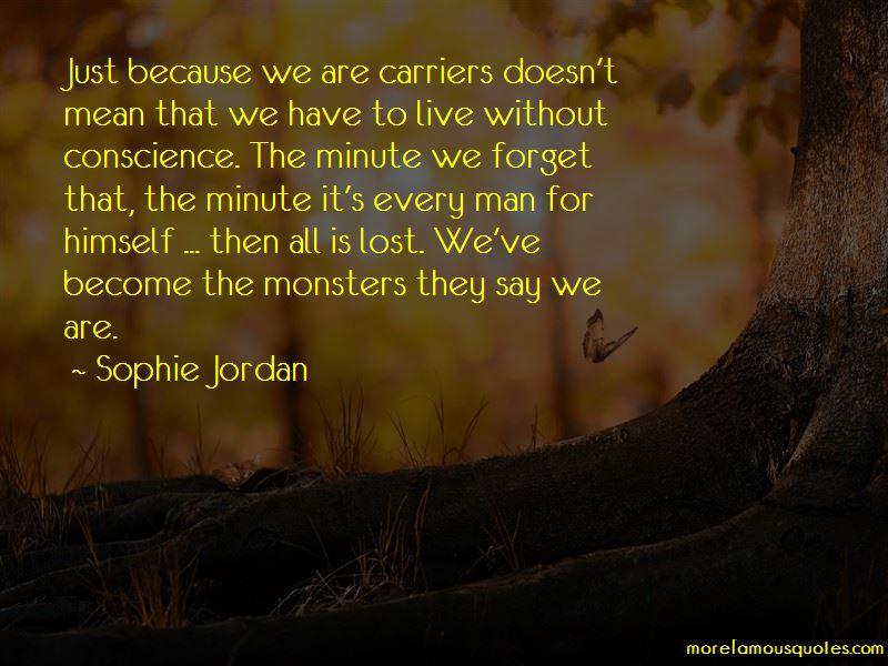 Sophie Jordan Quotes