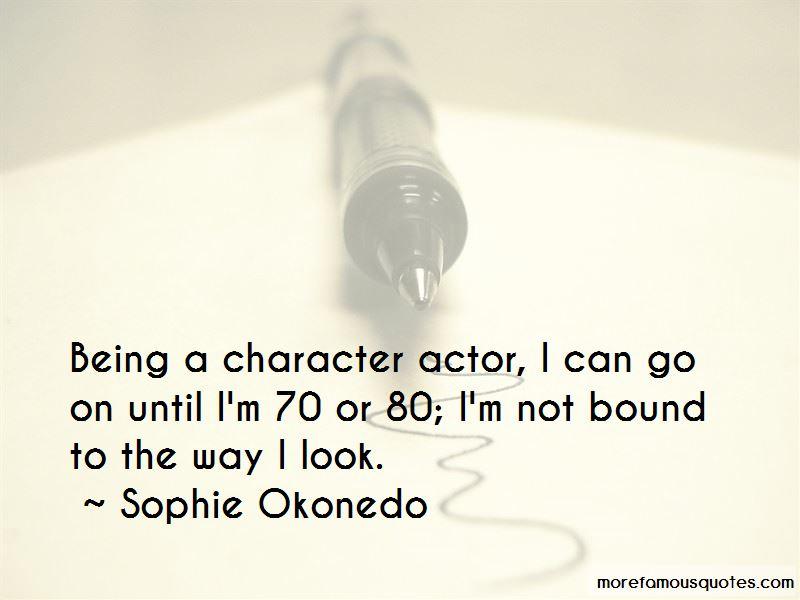 Sophie Okonedo Quotes Pictures 2