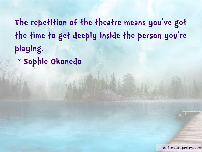 Sophie Okonedo Quotes Pictures 3